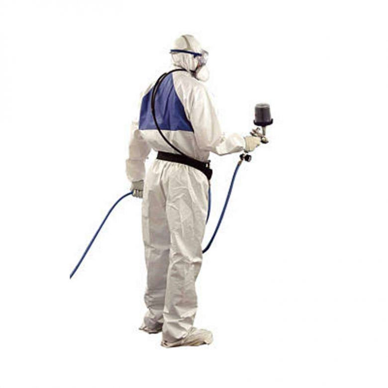50198XXL PAINTSHOP COVERALLS