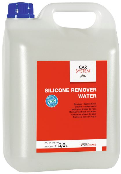 Silicone Remover Water