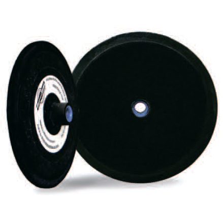 14mm Euro Thread Backing Plate