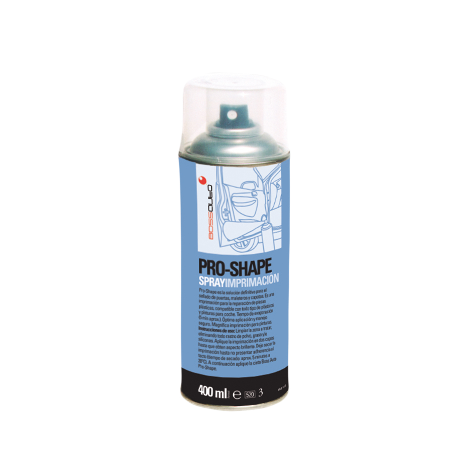 Spray primer pre Pro-Shape 400ml