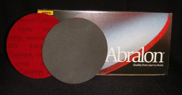 ABRALON 150mm  P2000